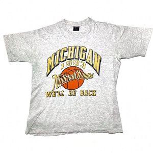 VTG Single Stitch Jansport 1993 Michigan National